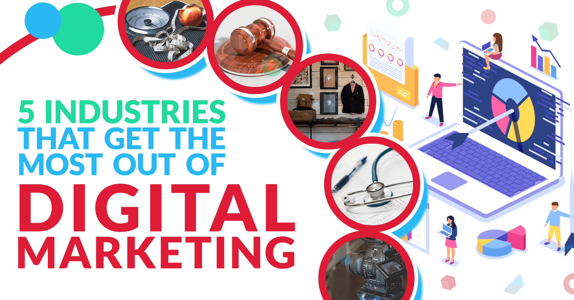 5 industries that will benefit from digital marketing