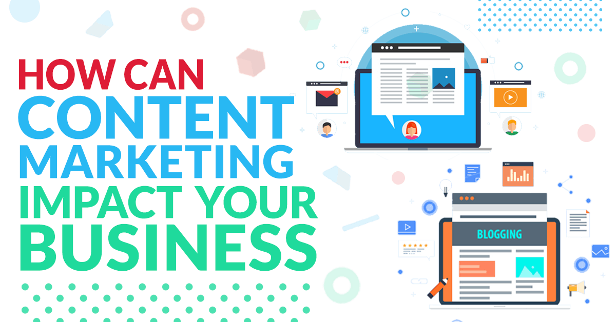content marketing for your business