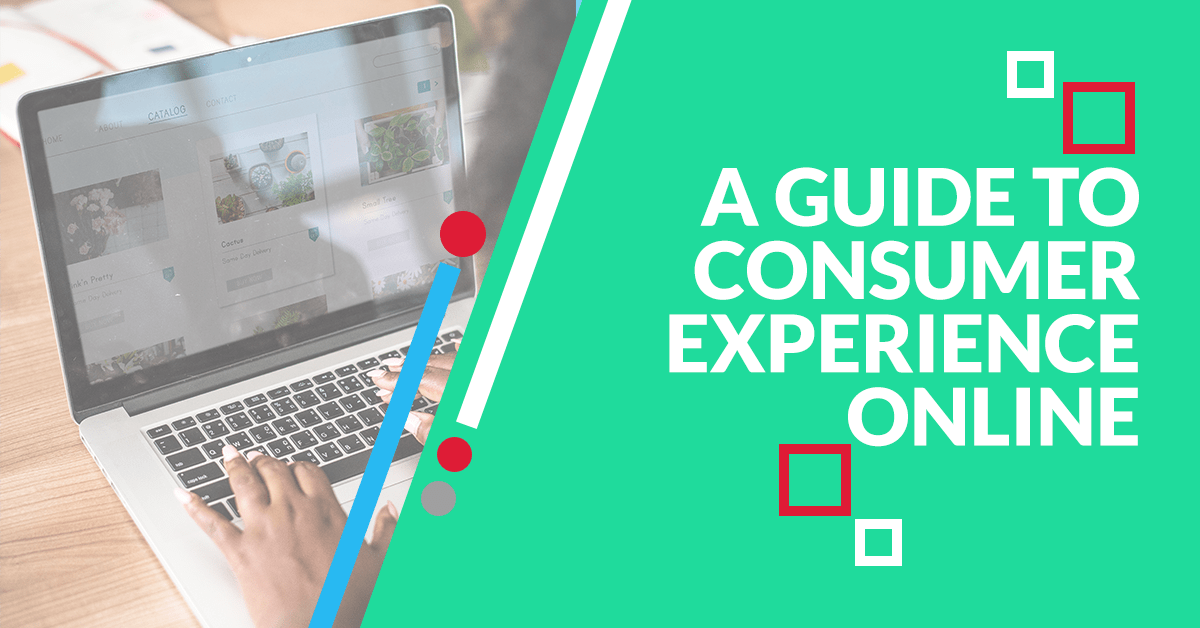 a guide to consumer experience online