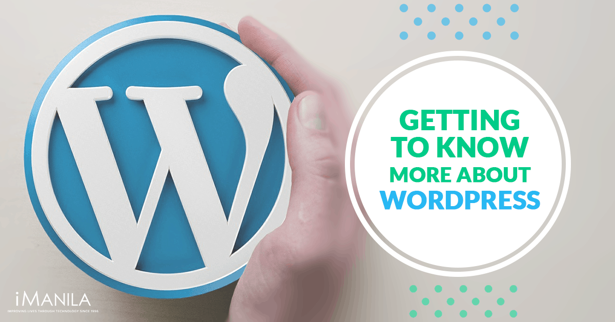 getting to know more about wordpress