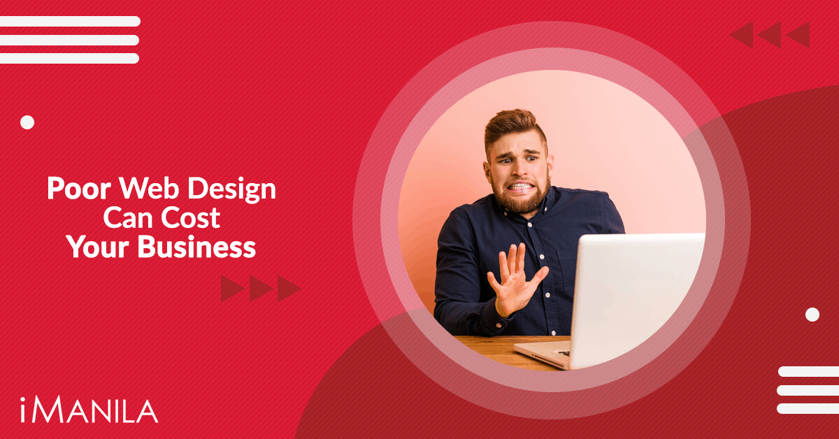 Poor Web Design Can Cost Your Business