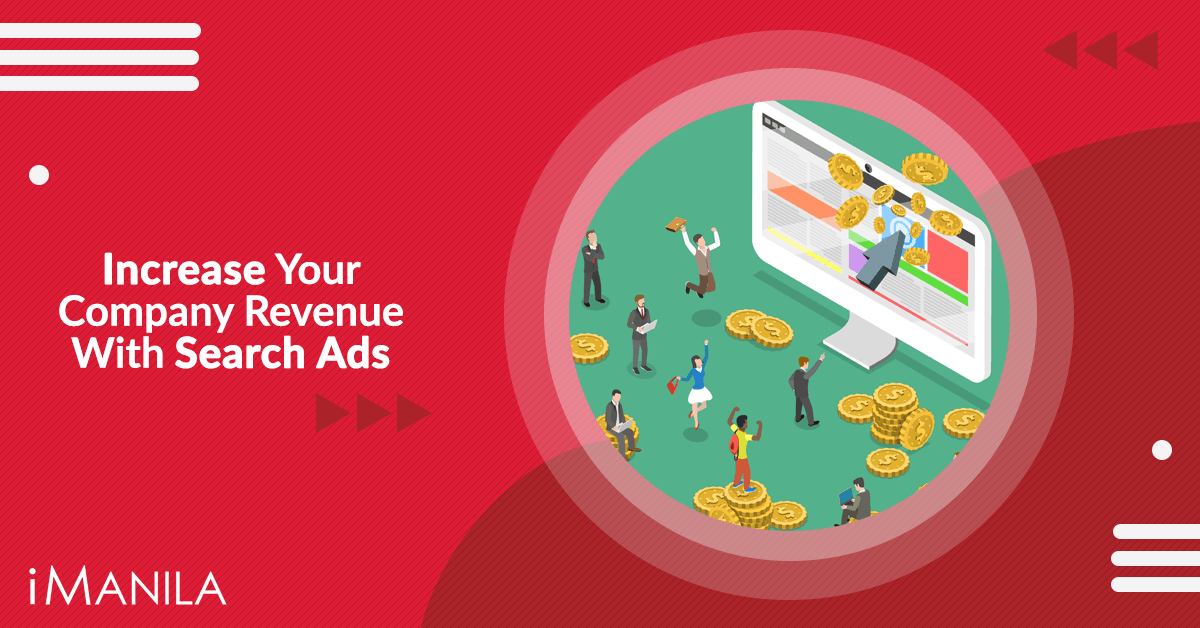 Increase Your Company Revenue With Search Ads