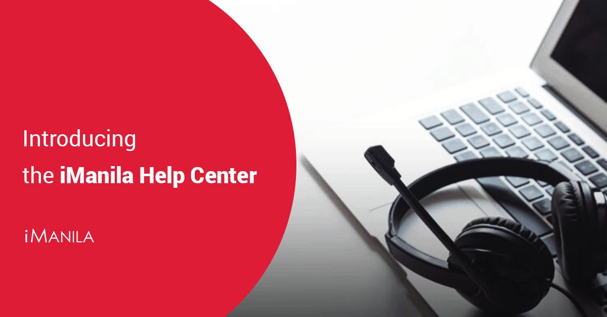 iManila Help Center