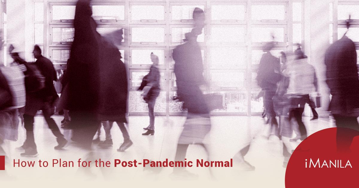 post pandemic normal