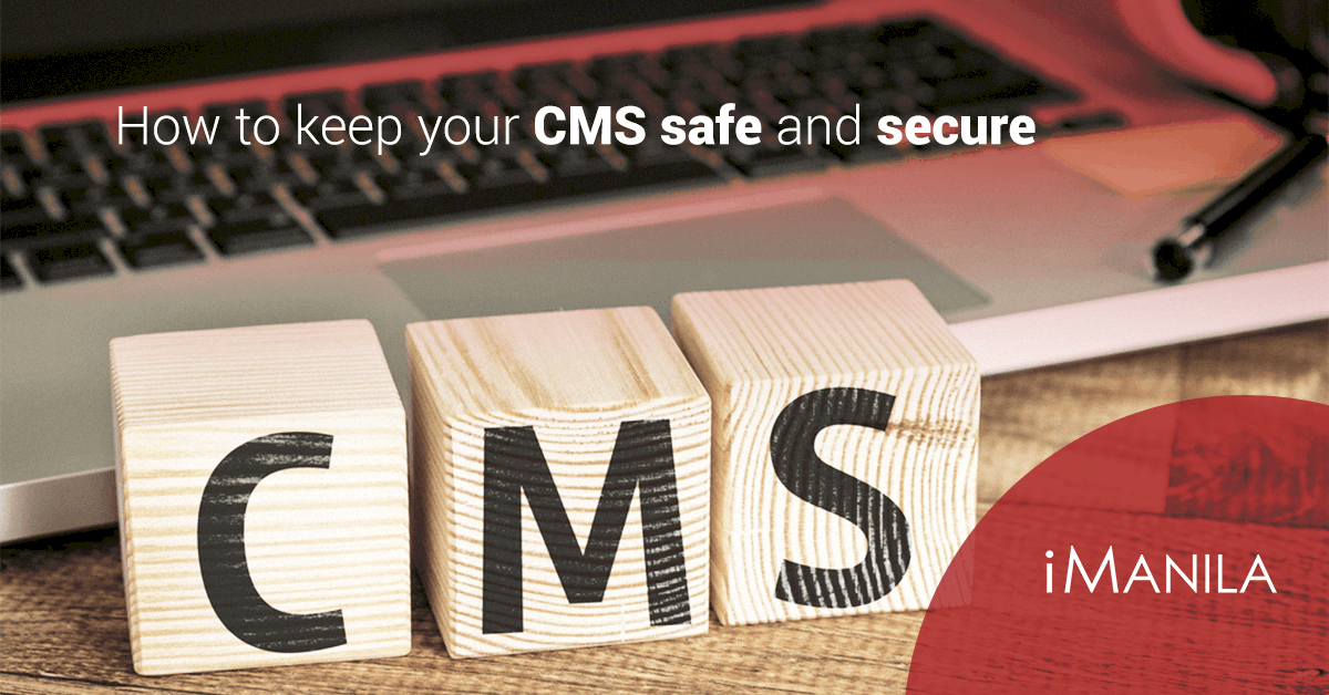 safe and secure CMS