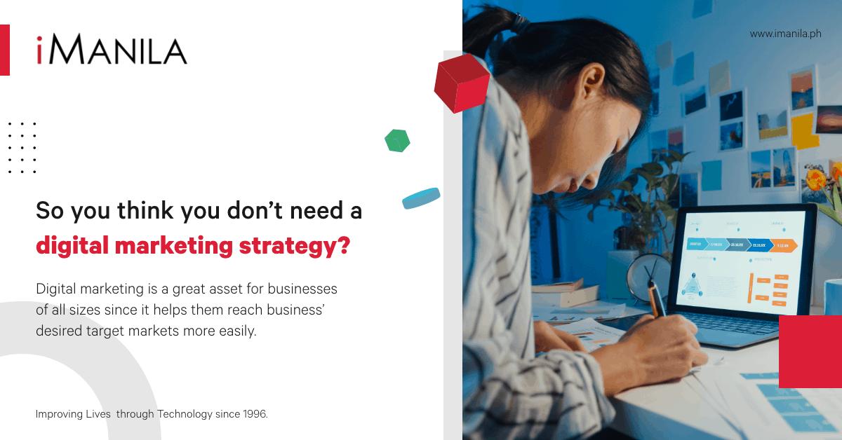 Digital Marketing Strategy Blog Banner